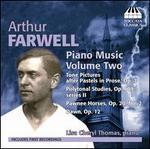 Arthur Farwell: Piano Music, Vol. 2
