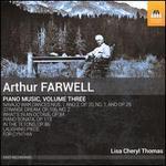Arthur Farwell: Piano Music, Vol. 3
