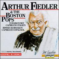 Arthur Fiedler & the Boston Pops - Boston Pops Orchestra; Arthur Fiedler (conductor)