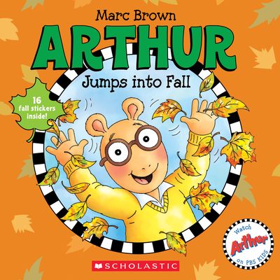 Arthur Jumps Into Fall - Brown, Marc