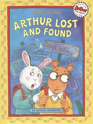 Arthur Lost and Found - Brown, Marc Tolon