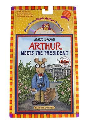 Arthur Meets the President - Brown, Marc