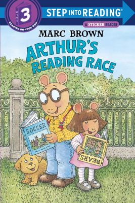 Arthur's Reading Race - Brown, Marc