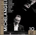 Arturo Benedetti Michelangeli [Box Set]
