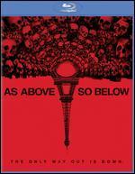 As Above, So Below [Blu-ray]