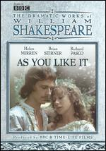 As You Like It -