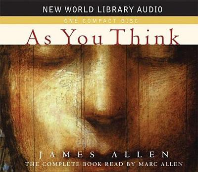 As You Think - Allen, James