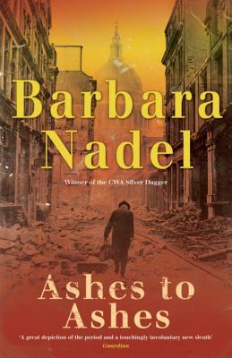Ashes to Ashes - Nadel, Barbara