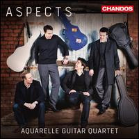 Aspects - Aquarelle Guitar Quartet