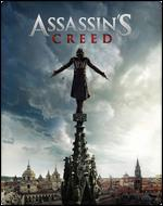 Assassin's Creed [4K Ultra HD Blu-ray] [SteelBook] [Only @ Best Buy]