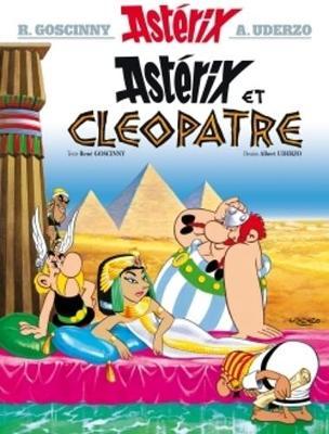 Asterix Et Cleopatre - Goscinny