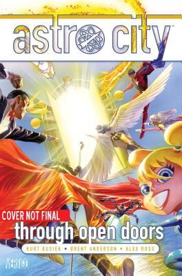 Astro City Through Open Doors - Busiek, Kurt