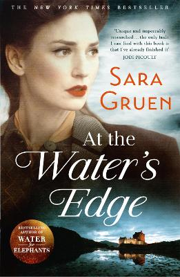 At The Water's Edge - Gruen, Sara