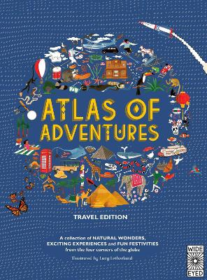 Atlas of Adventures: Travel Edition - Letherland, Lucy