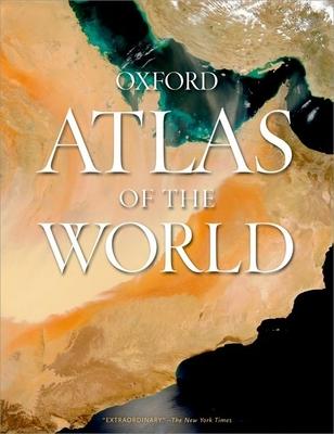 Atlas of the World - Oxford University Press (Creator)