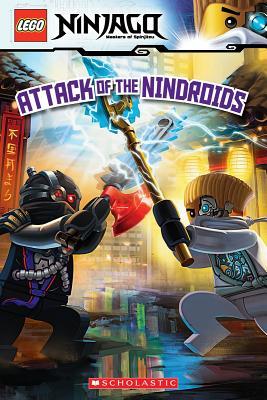 Attack of the Nindroids (Lego Ninjago: Reader) - Howard, Kate