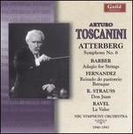 Atterberg: Symphony No. 6; Barber: Adagio for Strings; Fernandez: Reisado do Pastoreio Batuque & Others