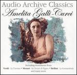 Audio Archive Classics: Amelita Galli-Curci