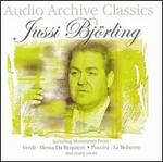 Audio Archive Classics: Jussi Björling