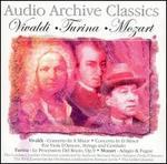 Audio Archive Classics: Vivaldi, Turina, Mozart