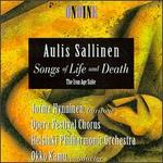 Aulis Sallinen: Songs of Life and Death; The Iron Age Suite
