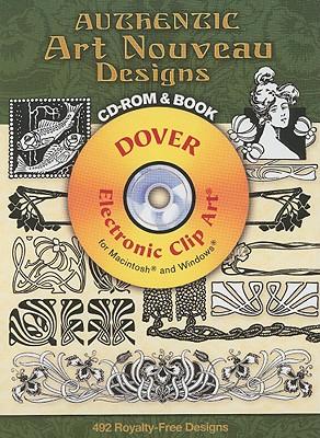 Authentic Art Nouveau Designs - Solo, Dan X (Editor)