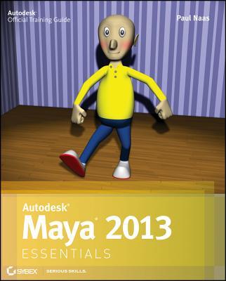 Autodesk Maya 2013 Essentials - Naas, Paul