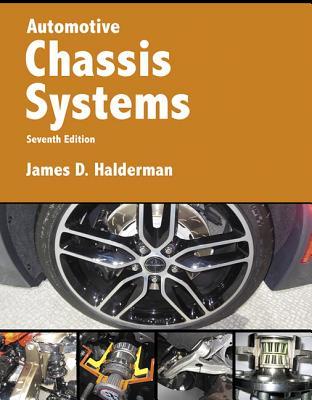 Automotive Chassis Systems - Halderman, James D.