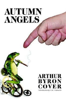 Autumn Angels - Cover, Arthur Byron