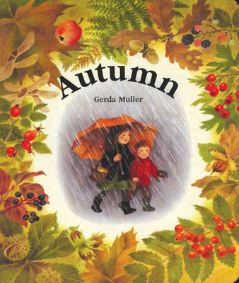 Autumn Board Book - Muller, Gerda