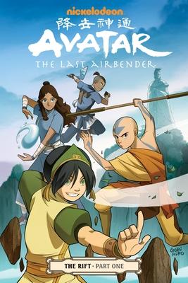 Avatar: The Last Airbender#the Rift Part 1 - Yang, Gene Luen