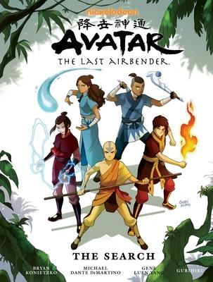 Avatar: The Last Airbender - The Search Library Edition - DiMartino, Michael Dante