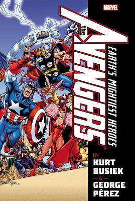 Avengers by Kurt Busiek & George Perez Omnibus Volume 1 - Busiek, Kurt (Text by)