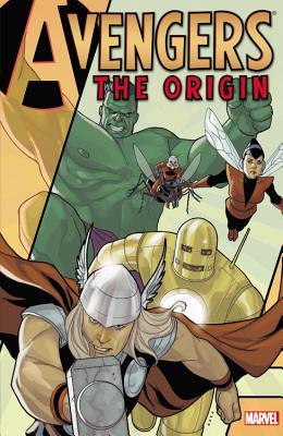 Avengers: The Origin - Casey, Joe (Text by)