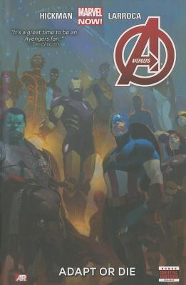 Avengers Volume 5: Rogue Planet (marvel Now) - Larroca, Salvador (Artist), and Ribic, Esad (Artist)