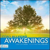 Awakenings - Brian Abascal (tenor); Darryl Hollister (piano); David Kravitz (bass); Donald Wilkinson (bass); Jason McStoots (tenor);...