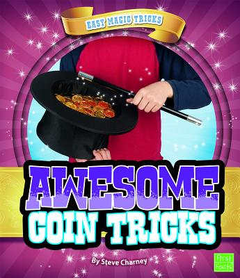 Awesome Coin Tricks - Charney, Steve