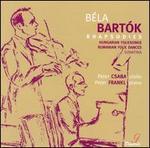 Béla Bartók: Rhapsodies
