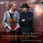 Béla Bartók: The Works for Violin and Piano