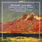 Béla Bartók, Victor Babin: Concertos for Two Pianos & Orchestra