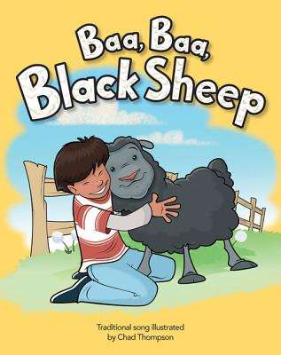 Baa, Baa, Black Sheep Lap Book (Animals) - Thompson, Chad