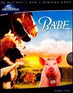 Babe [2 Discs] [Includes Digital Copy] [Blu-ray/DVD]