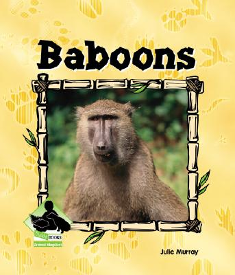 Baboons - Murray, Julie