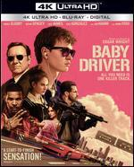 Baby Driver [Includes Digital Copy] [4K Ultra HD Blu-ray/Blu-ray]