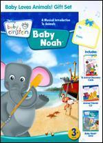 Baby Einstein: Baby Noah - Baby Loves Animals! Gift Set [DVD/CD] [With Cards]