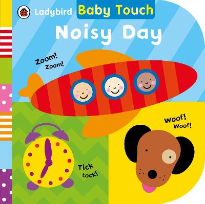 Baby Touch: Noisy Day -