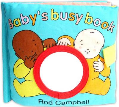 Baby's Busy Book - Campbell, Rod