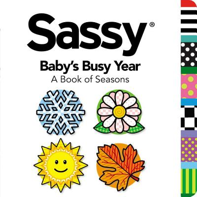 Baby's Busy Year: A Book of Seasons -