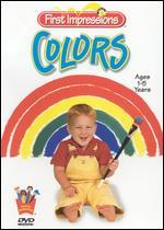 Baby's First Impressions: Colors