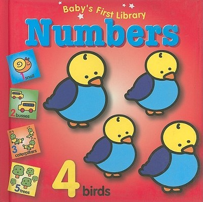 Baby's First Library: Numbers - Yoyo Books (Creator)